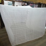 handwoven mosquito net